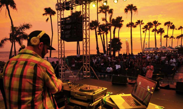 Aruba During the Music Festival – May 2022