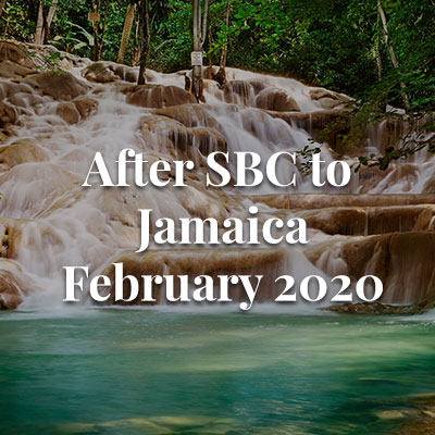After SBC to Jamaica - February 2020