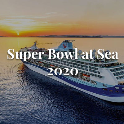 Super Bowl at Sea 2020